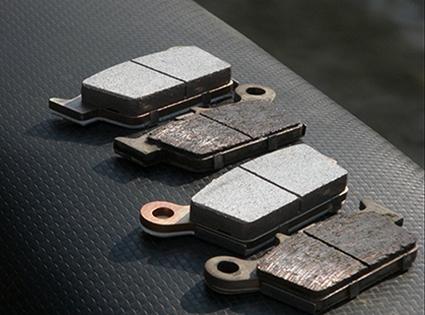 Brake pad for Motorcycle