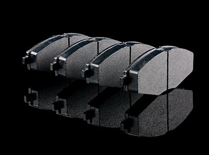 Brake pads for Cars